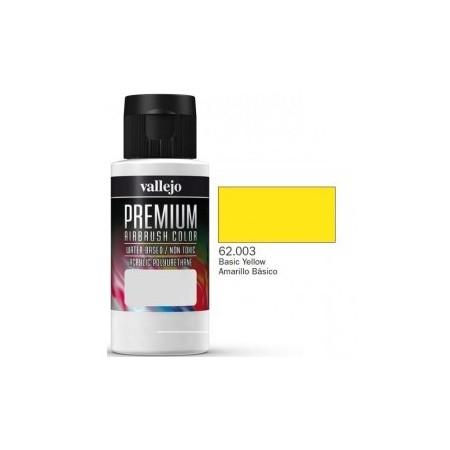 Premium Amarillo Básico 60ml