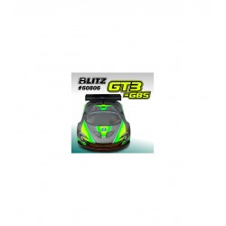 CARROCERIA BLITZ GT3 RALLY GAME 1/8