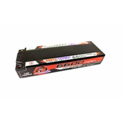 Batería LIPO HV Brutepower 2S 6600mah Low Profile