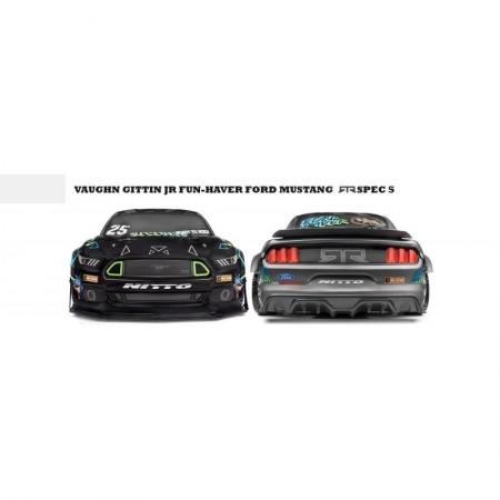 RS4 Sport3 Drift RTR Ford Mustang Vaughn Gittin...