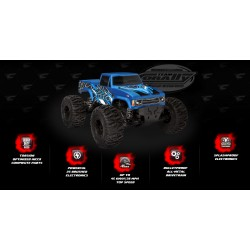 TRITON SP - 1/10 Monster Truck 2WD RTR -...