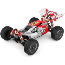 COCHE ELECTRICO RTR 1/14 BUGGY 4WD 2.4 MOTOR...